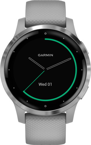 Garmin Vivoactive 4S - Silver/Gray - 40mm Main Image