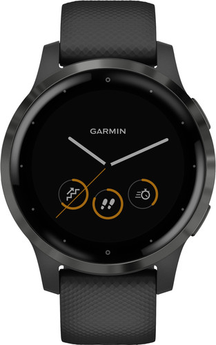 Garmin Vivoactive 4L - Black - 45mm Main Image
