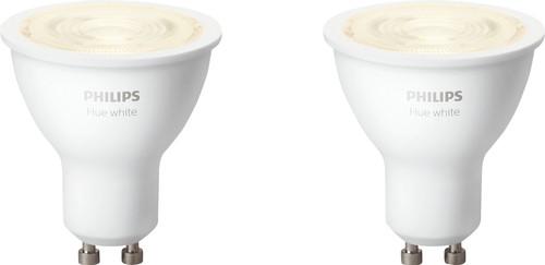 Philips Hue White GU10 Bluetooth Lot de 2 Main Image