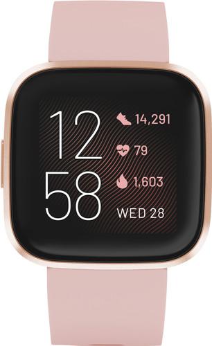 Fitbit Versa 2 Rose pétale Main Image