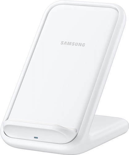 Samsung Chargeur Sans fil Stand 15 W Blanc Main Image