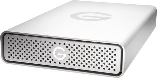 G-Technology G-Drive 10TB Silver Main Image