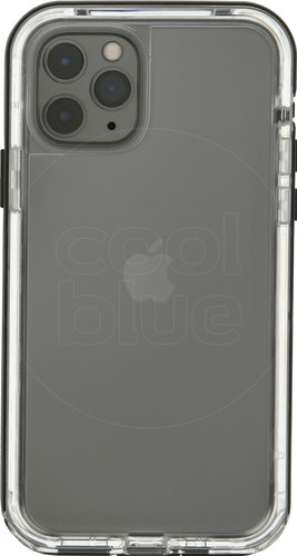 LifeProof Next Apple iPhone 11 Pro Back Cover Zwart Main Image