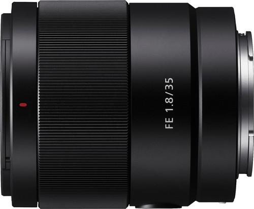 Sony FE 35mm f/1.8 Main Image