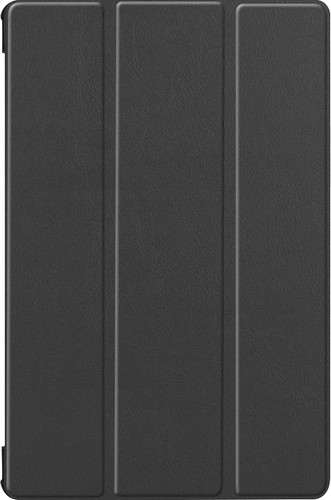 Just in Case Smart Tri-Fold Samsung Galaxy Tab S6 Book Case Black Main Image