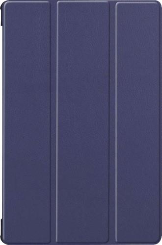 Just in Case Smart Tri-Fold Samsung Galaxy Tab S6 Book Case Blue Main Image