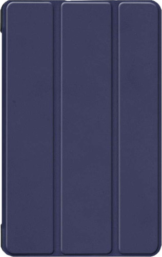 Just in Case Smart Tri-Fold Samsung Galaxy Tab A 8.0 (2019) Book Case Blue Main Image