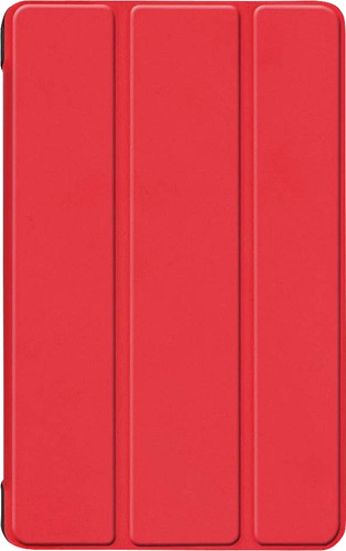 Just in Case Smart Tri-Fold Samsung Galaxy Tab A 8.0 (2019) Book Case Red Main Image