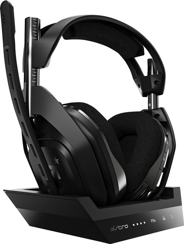 Astro A50 Draadloze Gaming Headset + Base Station voor Xbox Series X|S, Xbox One - Zwart Main Image