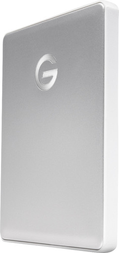 G-Technology G-Drive Mobile USB-C 1TB Silver Main Image