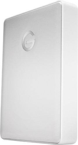 G-Technology G-Drive Mobile USB-C 4TB Silver Main Image