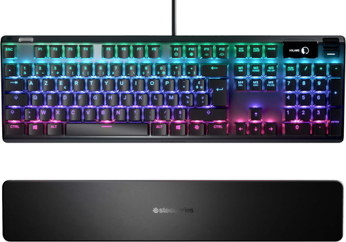 SteelSeries Apex Pro Clavier gamer AZERTY Main Image