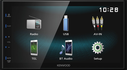 KENWOOD DMX120BT Main Image