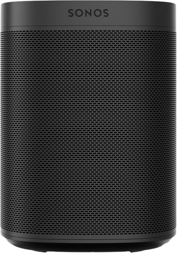 Sonos One SL Black Main Image