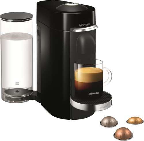Magimix Nespresso Vertuo Plus M600 Noir Main Image
