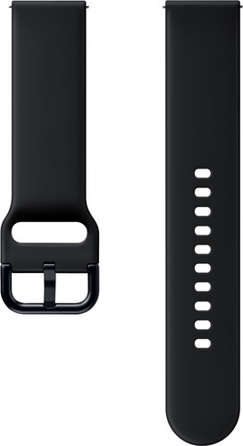 Samsung Galaxy Watch Active 2 Plastic Strap Black Main Image