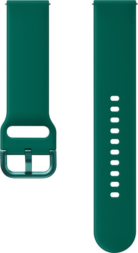 Samsung Galaxy Watch Active 2 Plastic Strap Green Main Image