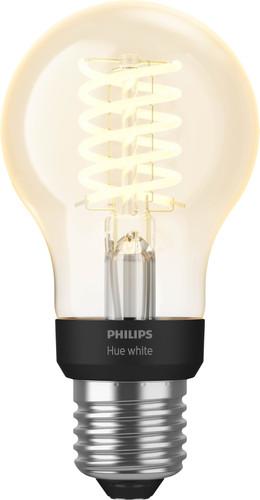 Philips Hue Ampoule standard à filament White E27 Bluetooth Main Image