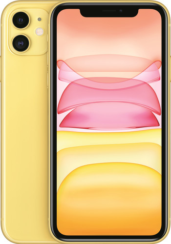 Apple iPhone 11 64 Go Jaune