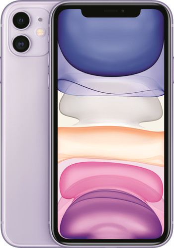 Apple iPhone 11 64 Go Mauve Main Image