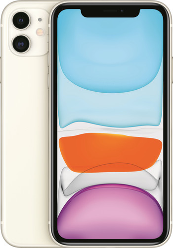 Apple iPhone 11 128GB White Main Image