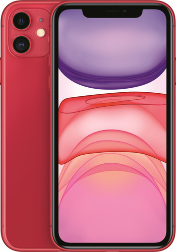 Apple iPhone 11 128 Go RED