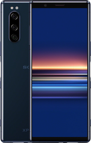 Second Chance Sony Xperia 5 Blue Main Image