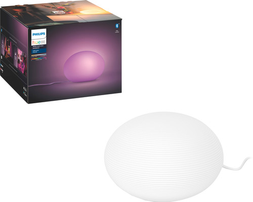 Philips Hue Flourish Tafellamp White & Colour Wit Main Image