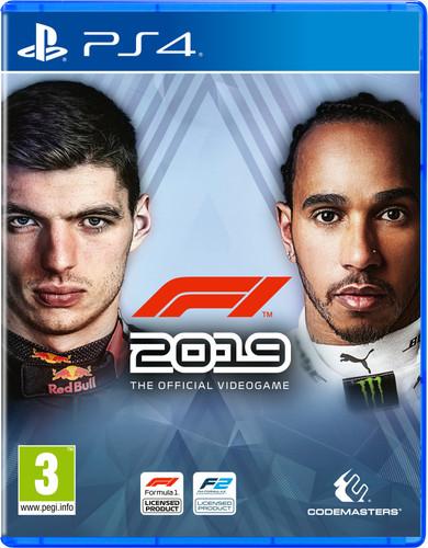F1 2019 Standard Edition PS4 Main Image