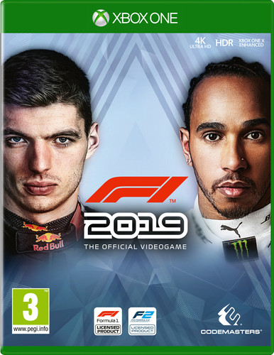 F1 2019 Standard Edition Xbox One Main Image