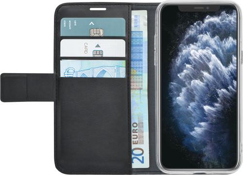 Azuri Wallet Apple iPhone 11 Pro Max Book Case Zwart Main Image