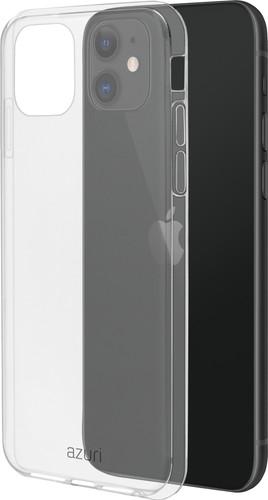 Azuri TPU Apple iPhone 11 Back Cover Transparant Main Image