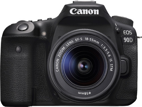 Canon EOS 90D + EF-S 18-55mm f/3.5-5.6 IS STM Main Image