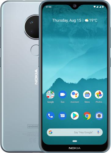 Nokia 6.2 Gris