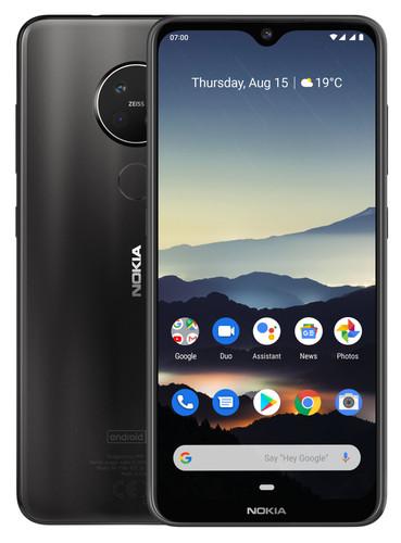 Nokia 7.2 128 Go Noir Main Image