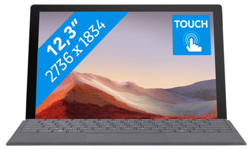 Microsoft Surface Pro 7 - i5 - 8 GB - 256 GB Main Image