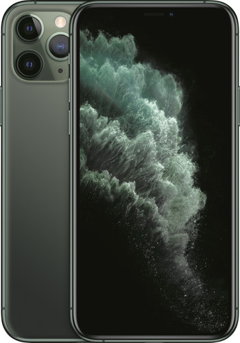 Apple iPhone 11 Pro 256 Go Vert nuit Main Image