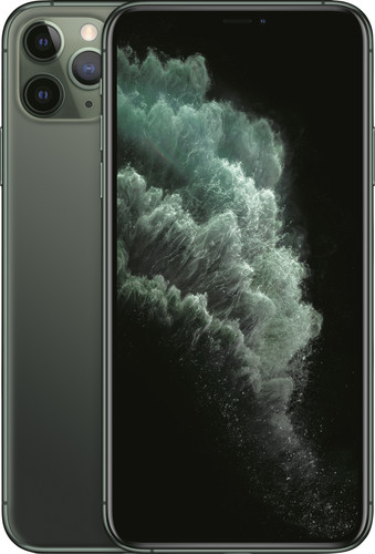 Apple iPhone 11 Pro Max 64 Go Vert nuit Main Image
