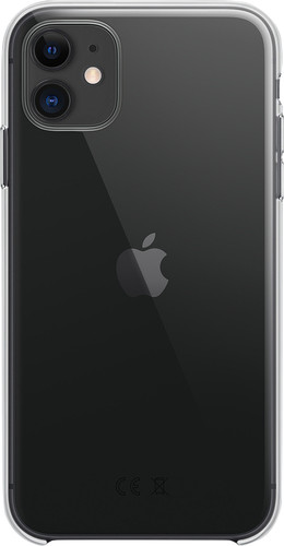 Apple iPhone 11 Clear Case Main Image