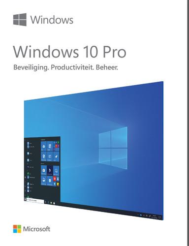 Microsoft Windows 10 Pro 32/64-bit NL Main Image