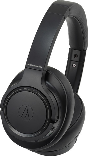 Audio-Technica ATH-SR50BT Black Main Image