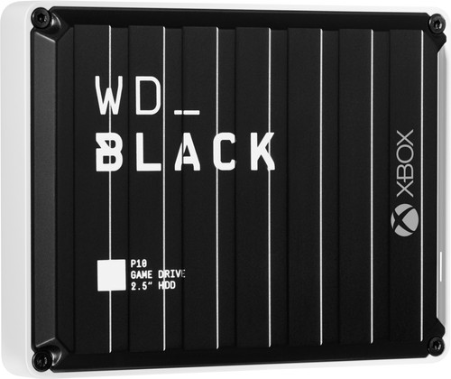 WD Black P10 Game Drive for X-Box 5TB Main Image