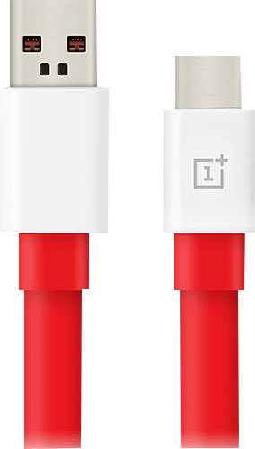 OnePlus Warp Charge USB-A to USB-C Cable 1 meter Main Image