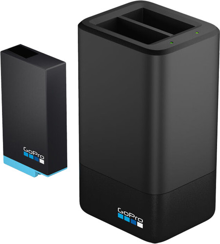 GoPro Max Dual Battery Charger + Battery Main Image