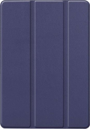Just in Case Smart Tri-Fold Apple iPad (2020)/(2019) Book Case Bleu Main Image