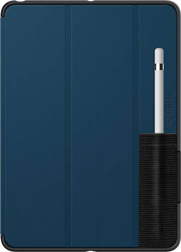 Otterbox Symmetry Folio Apple iPad (2017/2018) Book Cover Bleu Main Image