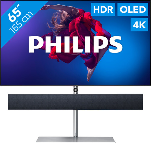 Philips 65OLED984 - Ambilight Main Image