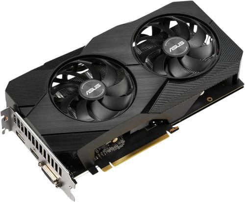 Asus GeForce GTX 1660 Super Dual OC EVO 6G Main Image