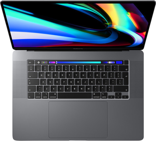 "Apple MacBook Pro 16"" Touch Bar (2019) MVVJ2FN/A Gris sidéral Main Image"