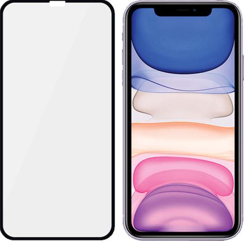 PanzerGlass Case Friendly iPhone Xr/11 Screenprotector Glas Zwart Main Image